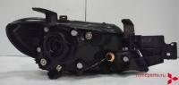 Фара левая черная без эл.корректора аутлендер 03-07 mb4003700l