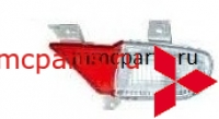 Фонарь в бампер правый белый паджеро спорт 09- mb4094602r