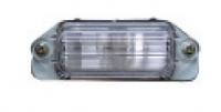 Фонарь подсветки заднего номера с лампой аутлендер cu лансер cs3w cy mb4123700