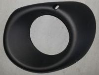Заглушка противотуманки левая черная аутлендер 13- mb4163713l