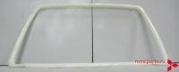 Рамка решетки 4 части белый пластик под покрас asx 10-13 mb4303701b