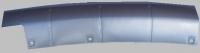 Накладка заднего бампера нижняя серебро аутлендер 03-07 mb4363700r
