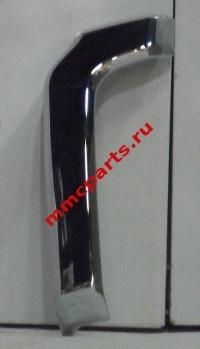 Молдинг решетки радиатора левый паджеро-iv 15- mb4562015l
