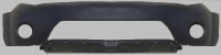 Бампер передний аутлендер-xl 07-10 mb4753701f