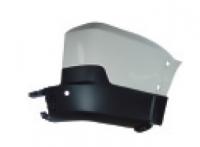 Бампер задний боковина правая под парктроник паджеро-iv 07- mb4770607r