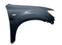Крыло переднее правое пластик asx 10- mb4813711r