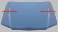 Капот высокое ребро с клювом Паджеро Ио 01-05 MB4820602