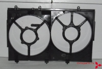 Диффузор охлаждения под два мотора аутлендер usa 03-07 mb2843700