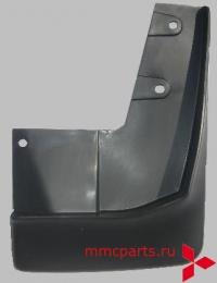 Брызговик  передний правый без расширителей крыльев аутлендер 03-07 mb4263700fr