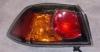 Фонарь внешний черный внутри левый лансер-x 07- mb4040308l
