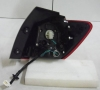 Фонарь внешний левый asx 10- mb4043715l