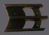 Заглушка бампера под птф левая паджеро спорт 00-08 mb4164600lc