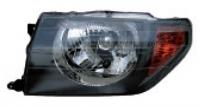 Фара левая Черная внутри без эл. корректора Пинин Ио 98-01 MB4000603LCY