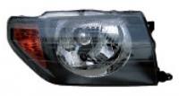 Фара правая Черная внутри без эл. корректора Пинин Ио 98-01 MB4000603RCY