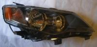 Фара правая черная матовая аутлендер-xl 07-09 mb4003701r