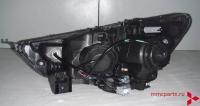 Фара правая в сборе с корректором asx 10- mb4003714r