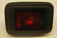 Фонарь противотуманный в задний бампер с лампой паджеро ио/пинин 98-05 mb4090600