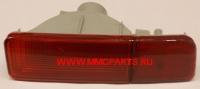 Фонарь в задний бампер левый аутлендер 03-07 mb4093700l