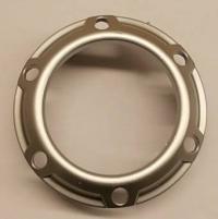 Рамка-кольцо противотуманки серебро л=п утлендер-xl 07-10 mb4163701c