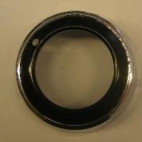 Рамка-кольцо птф правая хром аутлендер-xl 10-12 mb4163702rc