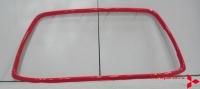 Рамка решетки радиатора крассная asx 12- mb4303712red