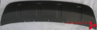 Накладка бампера нижняя под покрас аутлендер-xl 07-09 mb4753701rin