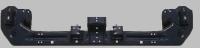 Усилитель переднего бампера нижний аутлендер-xl 07-13 mb4753702fsup