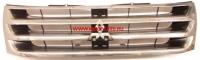 Решетка радиатора хром паджеро ио 01-05