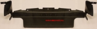 Дефлектор воздуха в переднем бампере аутлендер-xl 10-12 mb4943701