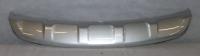 Накладка бампера нижняя серебро аутлендер-xl 10-12 mb8003703s
