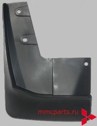 Брызговик  передний левый без расширителей крыльев аутлендер 03-07 mb4263700fl
