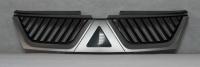 Решетка радиатора euro серебро аутлендер-xl 07-09 mb4843703