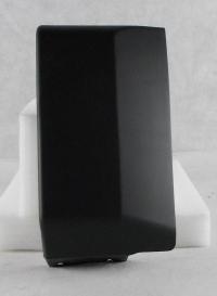 Накладка клык переднего бампера левая паджеро-iv 07- mb8000603l