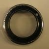 Рамка-кольцо птф левая хром аутлендер-xl 10-12 mb4163702lc