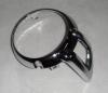 Кольцо на туманку хром левое asx 10-13 mb4163704l